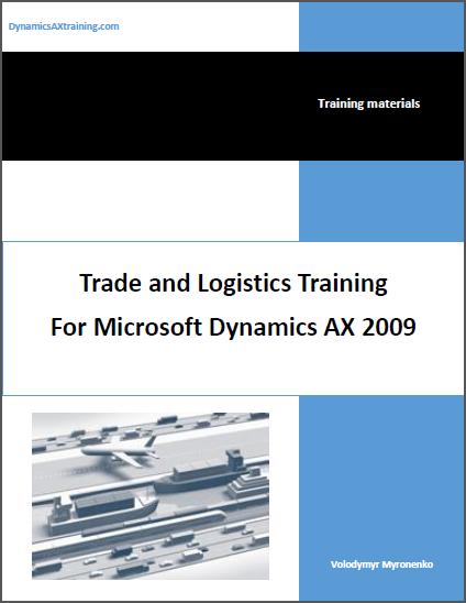 Trade and logistics training